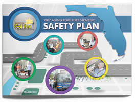 Florida's Aging Road User Stratgic Safety Plan Cover