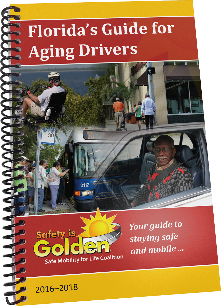 picture of the Florida's Guide for Aging Drivers
